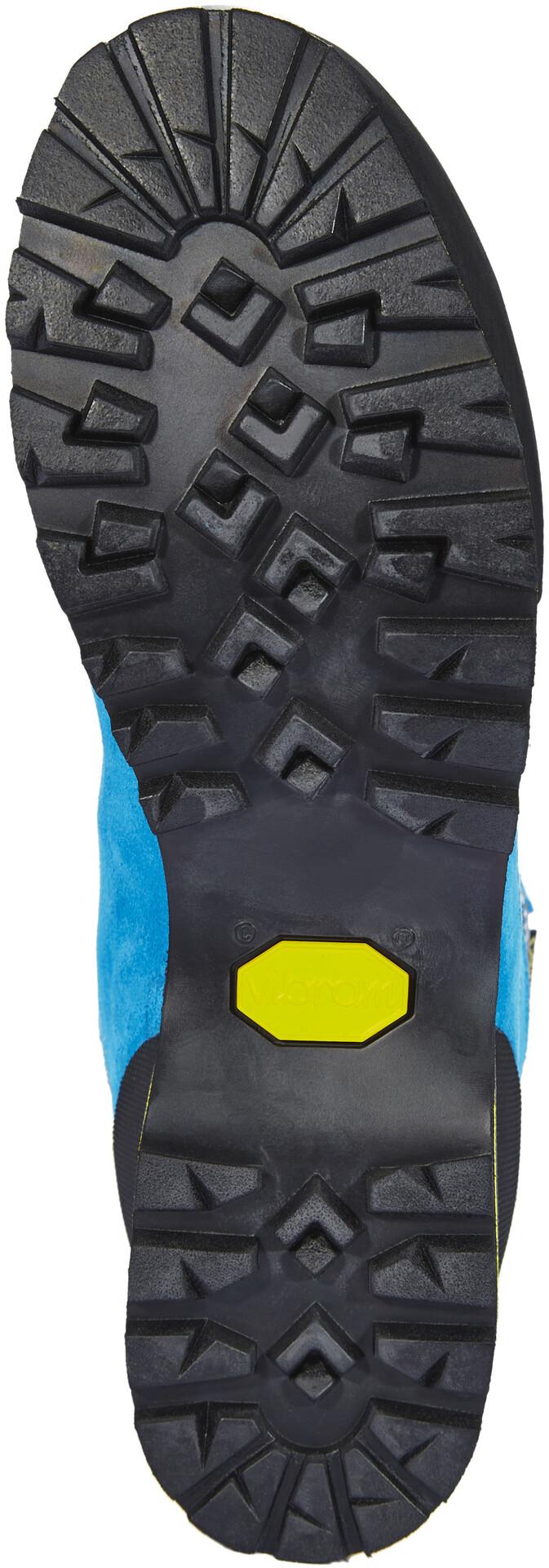 Garmont Ascent GTX Sko Herrer, aqua bluelight grey
